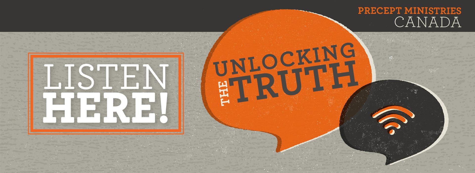 Unlocking the Truth Podcast