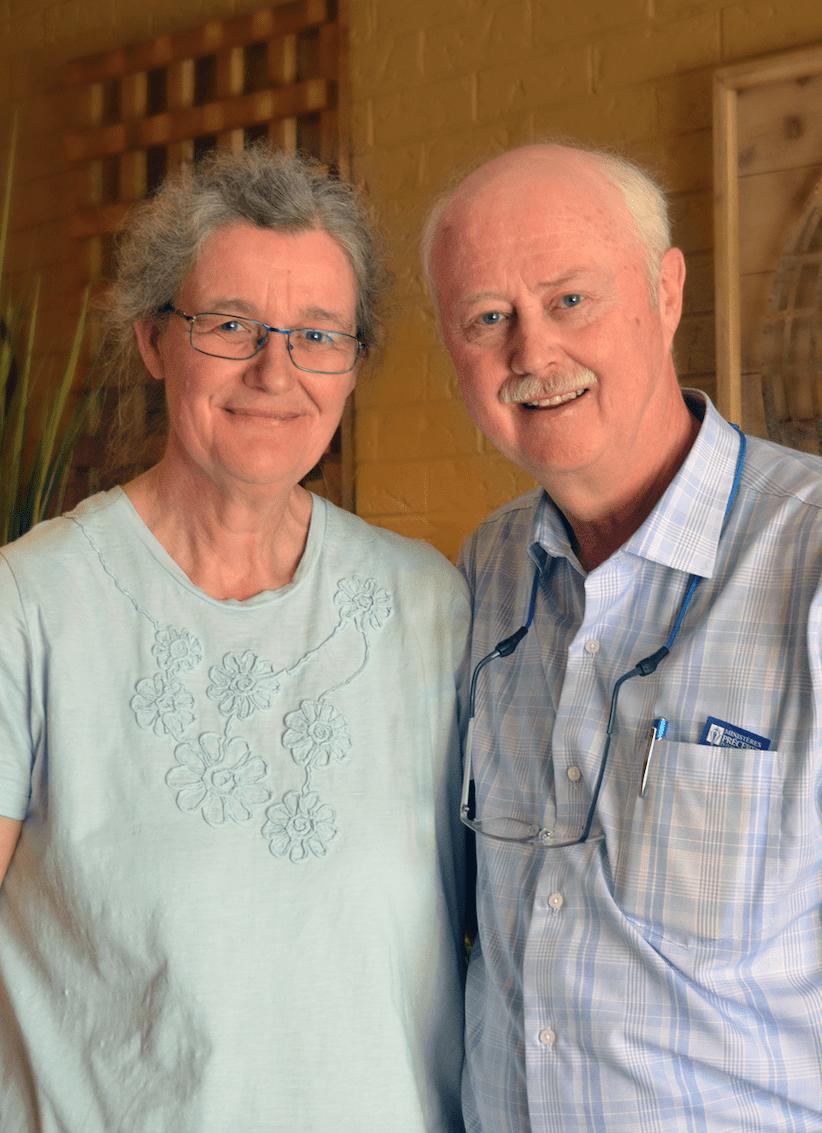 Markus & Esther Hauser