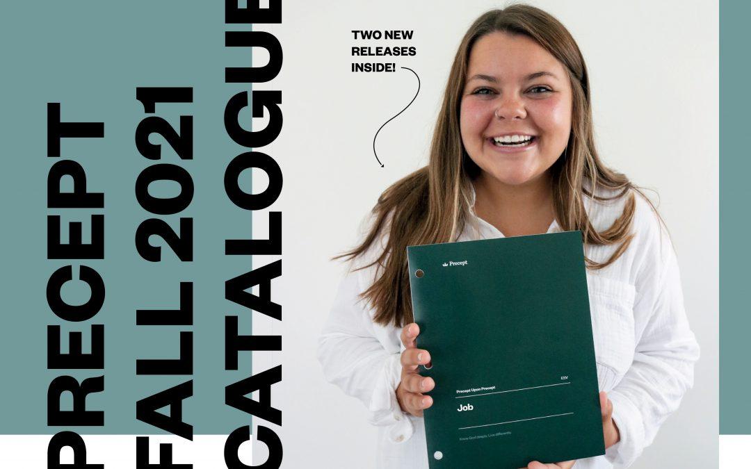 Fall 2021 Catalogue